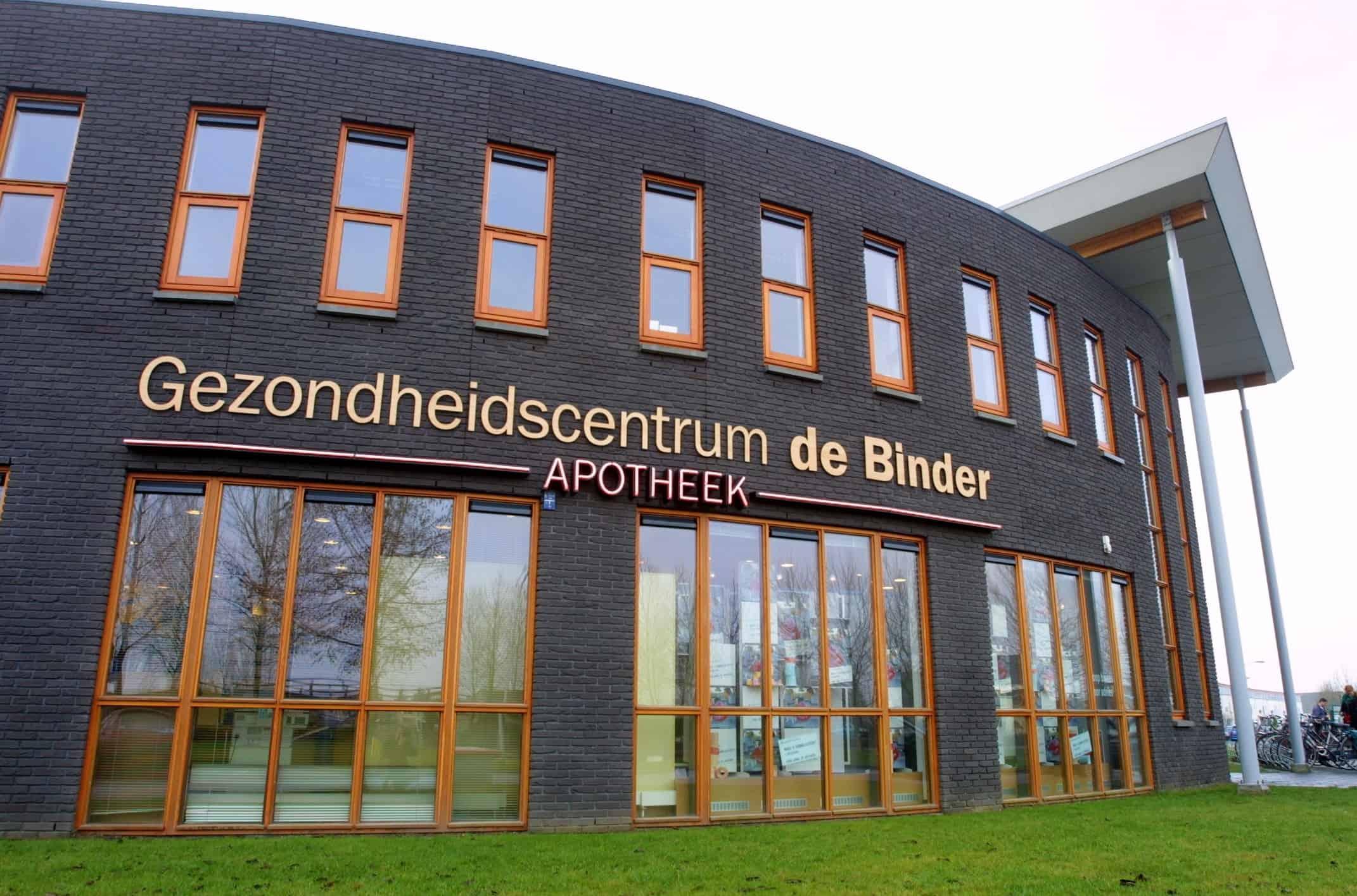 Pand Gezondheidscentrum De Binder