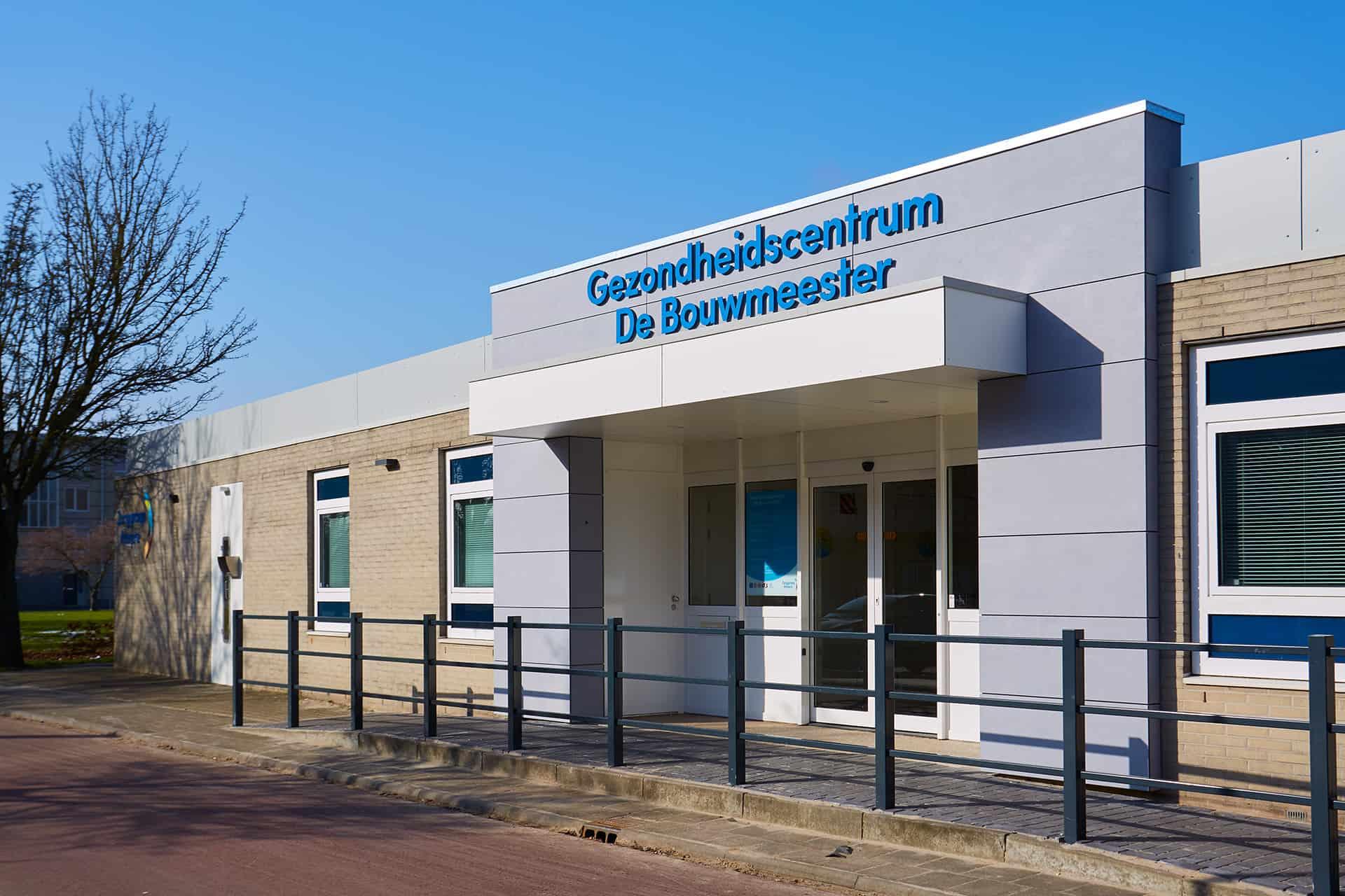 Pand Gezondheidscentrum De Bouwmeester