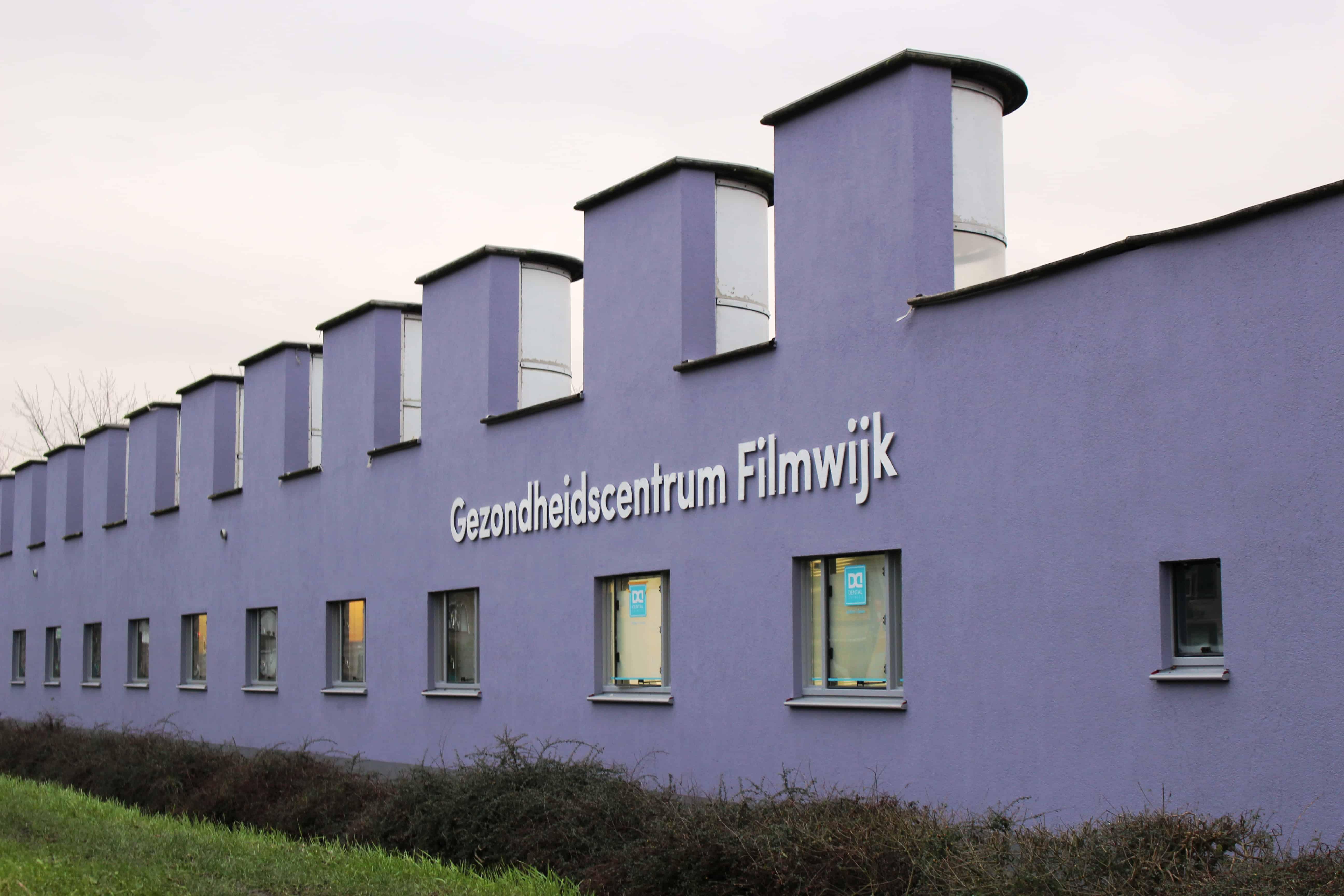 Pand Gezondheidscentrum Filmwijk