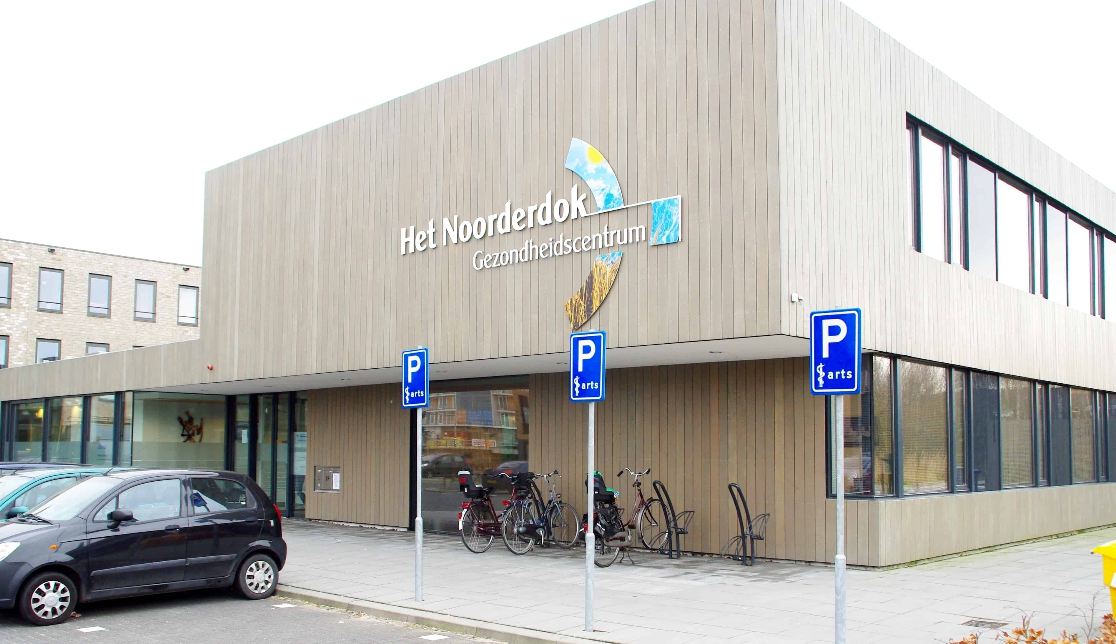 Pand Gezondheidscentrum Het Noorderdok