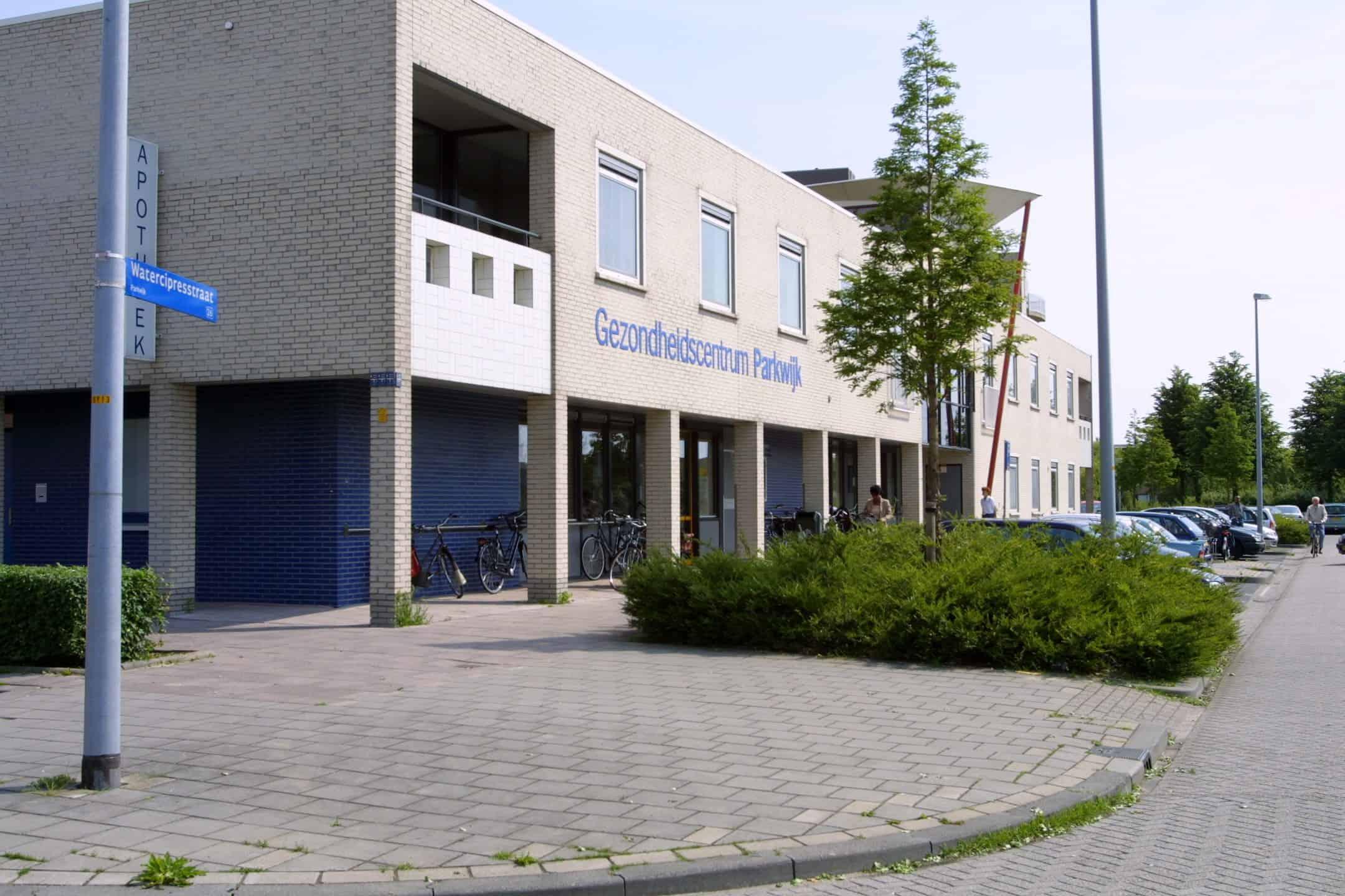 Pand Gezondheidscentrum Parkwijk