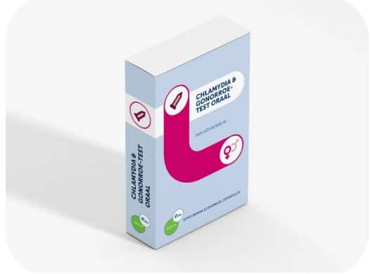 chlamydia gonorroetest oraal