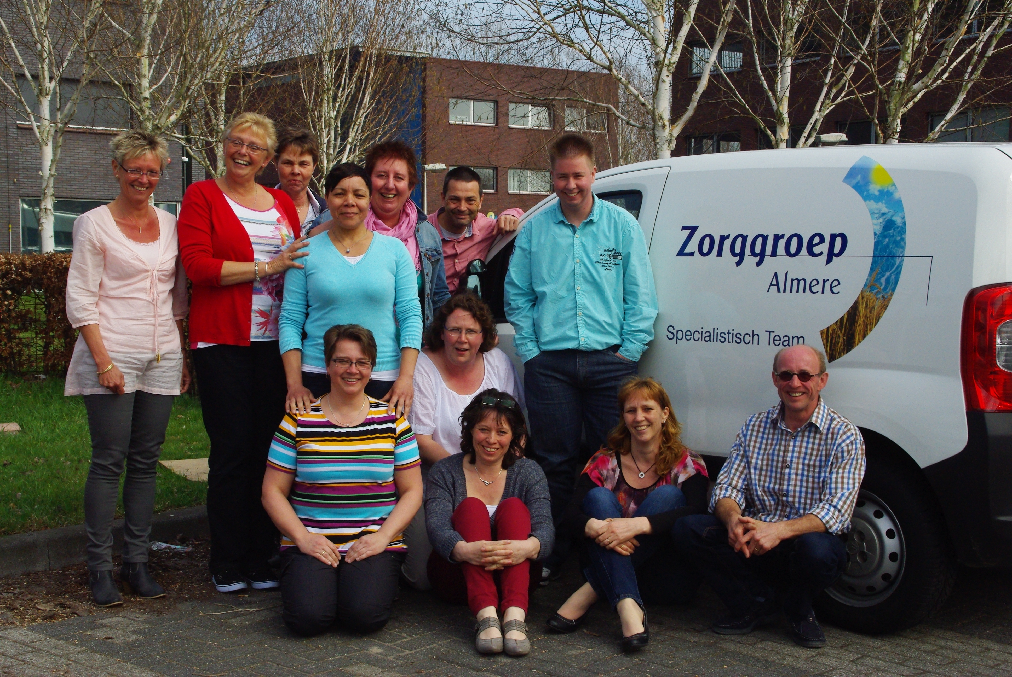 Specialistisch team Zorggroep Almere